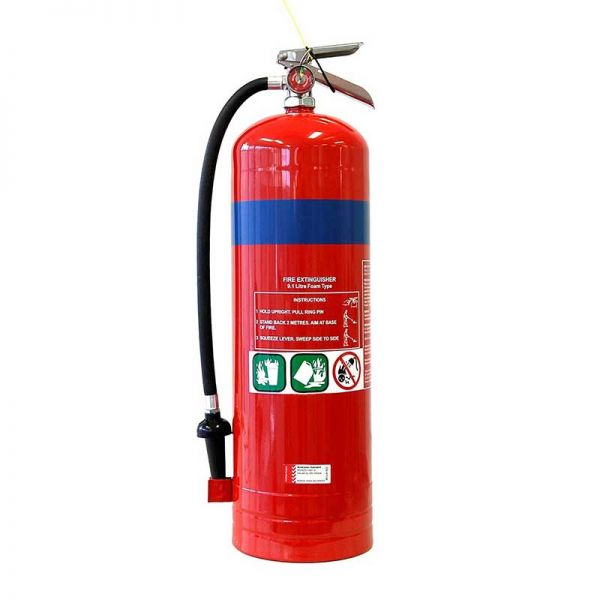 Foam Fire Extinguisher...